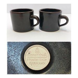 Rosenthal | Artisan Studio Line Brown Cup or Mug